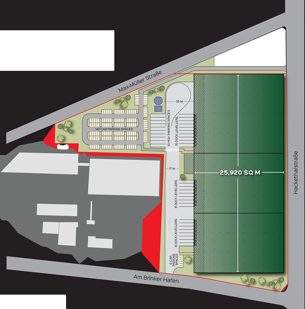 Baytree Hannover Design Option 1
