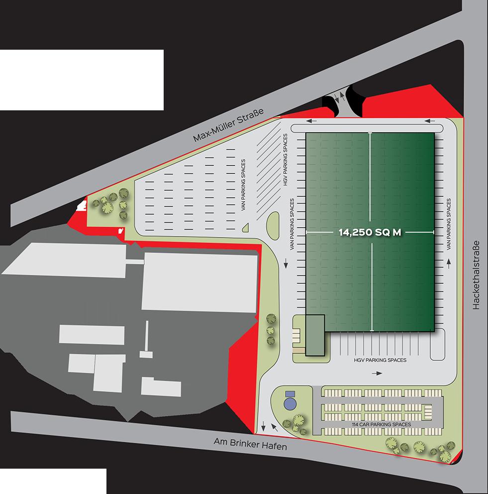 Baytree Hannover Design Option 2